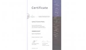 Certificado esrs
